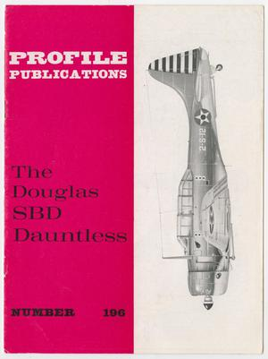 Primary view of object titled 'The Douglas SBD Dauntless'.