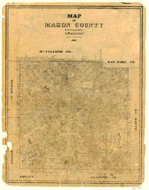 Primary view of object titled 'Mason County'.