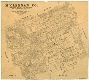 Primary view of object titled 'McLennan County'.