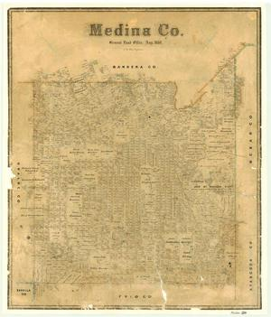 Primary view of object titled 'Medina County'.