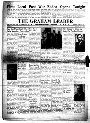 Primary view of object titled 'The Graham Leader (Graham, Tex.), Vol. 70, No. 41, Ed. 1 Thursday, May 16, 1946'.