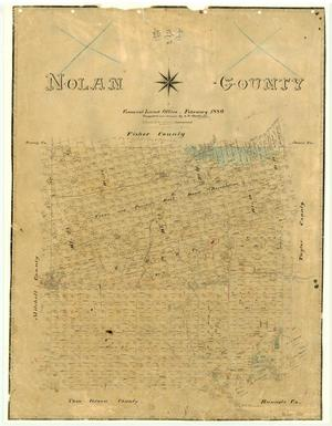 Primary view of object titled 'Nolan County'.