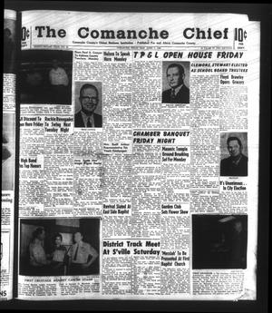 Primary view of object titled 'The Comanche Chief (Comanche, Tex.), Vol. 92, No. 42, Ed. 1 Friday, April 9, 1965'.