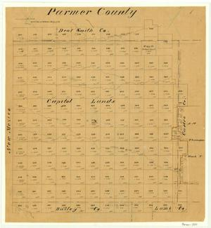 Primary view of object titled 'Parmer County'.