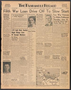 The Panhandle Herald (Panhandle, Tex.), Vol. 57, No. 48, Ed. 1 Friday, June 16, 1944