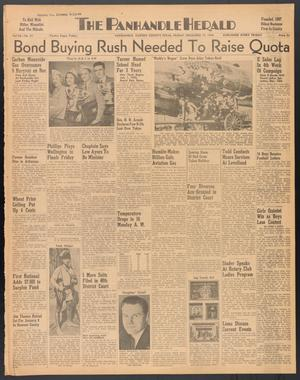 The Panhandle Herald (Panhandle, Tex.), Vol. 58, No. 21, Ed. 1 Friday, December 15, 1944