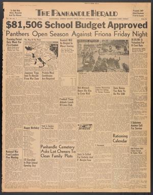 The Panhandle Herald (Panhandle, Tex.), Vol. 58, No. 7, Ed. 1 Friday, September 8, 1944