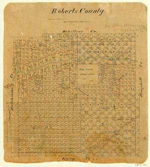 Primary view of object titled 'Roberts County'.
