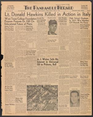 The Panhandle Herald (Panhandle, Tex.), Vol. 58, No. 40, Ed. 1 Friday, April 27, 1945