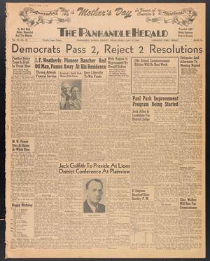 The Panhandle Herald (Panhandle, Tex.), Vol. 57, No. 43, Ed. 1 Friday, May 12, 1944