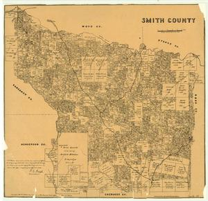 Primary view of object titled 'Smith County'.