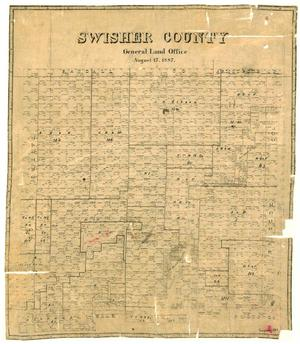 Primary view of object titled 'Swisher County'.