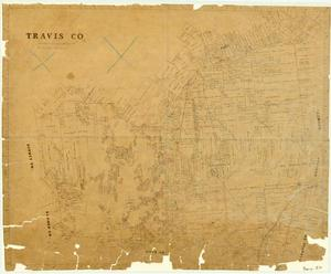 Primary view of object titled 'Travis County'.