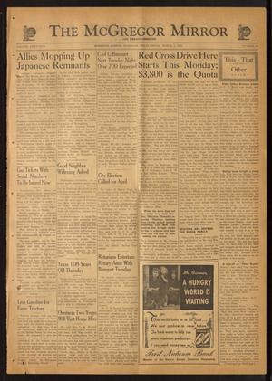 The McGregor Mirror and Herald-Observer (McGregor, Tex.), Vol. 55, No. 46, Ed. 1 Friday, March 3, 1944