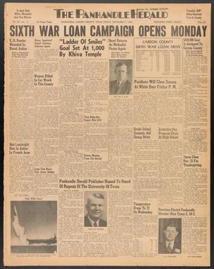 The Panhandle Herald (Panhandle, Tex.), Vol. 58, No. 17, Ed. 1 Friday, November 17, 1944