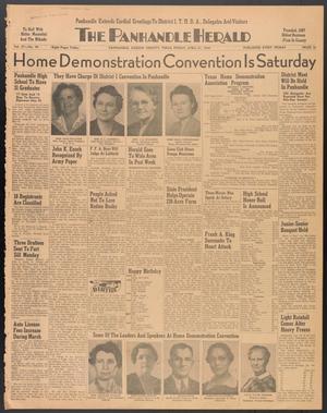 The Panhandle Herald (Panhandle, Tex.), Vol. 57, No. 40, Ed. 1 Friday, April 21, 1944