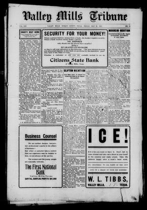 Valley Mills Tribune (Valley Mills, Tex.), Vol. 13, No. 18, Ed. 1 Friday, May 30, 1913