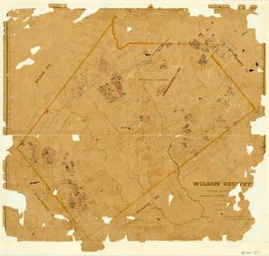Primary view of object titled 'Wilson County'.
