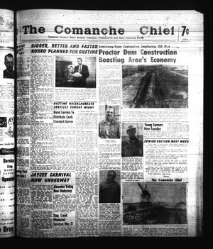 Primary view of object titled 'The Comanche Chief (Comanche, Tex.), Vol. 88, No. 47, Ed. 1 Friday, May 18, 1962'.