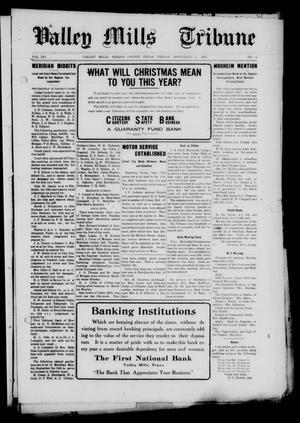 Valley Mills Tribune (Valley Mills, Tex.), Vol. 14, No. 34, Ed. 1 Friday, September 11, 1914