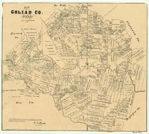 goliad county dating Goliad county, texas being a historically significant landmark has allowed it to be the study of many historians, researchers, and the like because of it's attractiveness as a focal point in the regional history of texas and mexico, as well as internationally, much.