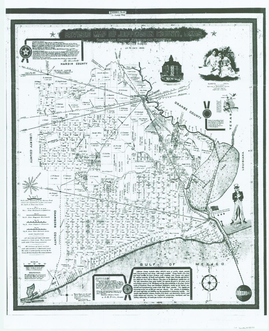 Historic Liberty City Tx
