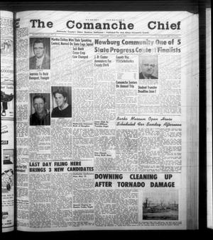 Primary view of object titled 'The Comanche Chief (Comanche, Tex.), Vol. 85, No. 45, Ed. 1 Friday, May 9, 1958'.