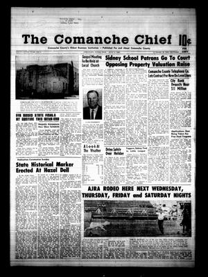 Primary view of object titled 'The Comanche Chief (Comanche, Tex.), Vol. 96, No. 3, Ed. 1 Friday, July 5, 1968'.