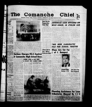 Primary view of object titled 'The Comanche Chief (Comanche, Tex.), Vol. 87, No. 36, Ed. 1 Friday, March 4, 1960'.