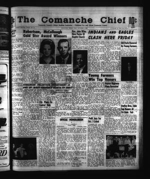 Primary view of object titled 'The Comanche Chief (Comanche, Tex.), Vol. 92, No. 15, Ed. 1 Friday, October 2, 1964'.