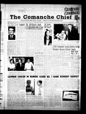 Primary view of object titled 'The Comanche Chief (Comanche, Tex.), Vol. 96, No. 27, Ed. 1 Friday, December 20, 1968'.