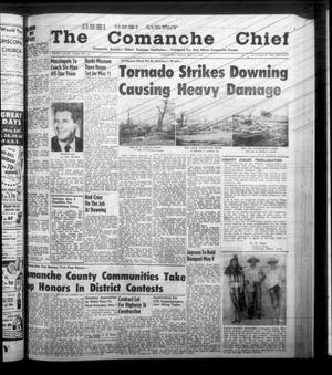 Primary view of object titled 'The Comanche Chief (Comanche, Tex.), Vol. 85, No. 44, Ed. 1 Friday, May 2, 1958'.