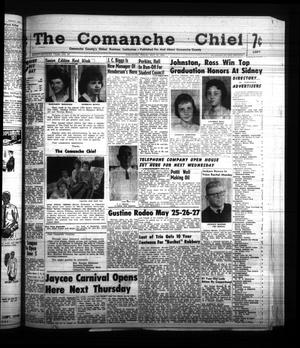Primary view of object titled 'The Comanche Chief (Comanche, Tex.), Vol. 87, No. 46, Ed. 1 Friday, May 12, 1961'.