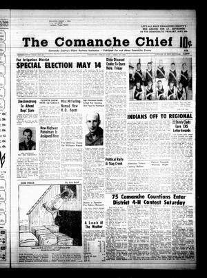Primary view of object titled 'The Comanche Chief (Comanche, Tex.), Vol. 95, No. 44, Ed. 1 Friday, April 19, 1968'.