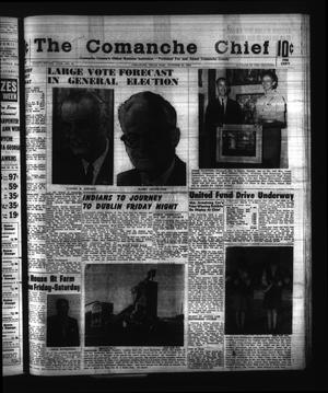Primary view of object titled 'The Comanche Chief (Comanche, Tex.), Vol. 92, No. 19, Ed. 1 Friday, October 30, 1964'.