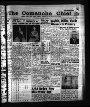 Primary view of object titled 'The Comanche Chief (Comanche, Tex.), Vol. 91, No. 51, Ed. 1 Friday, June 12, 1964'.