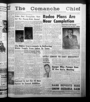 Primary view of object titled 'The Comanche Chief (Comanche, Tex.), Vol. 86, No. 1, Ed. 1 Friday, July 4, 1958'.