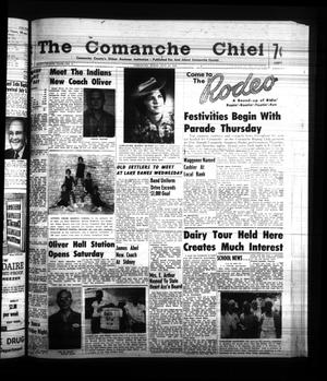 Primary view of object titled 'The Comanche Chief (Comanche, Tex.), Vol. 88, No. 4, Ed. 1 Friday, July 21, 1961'.
