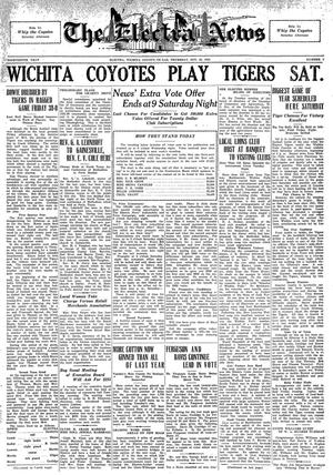 Primary view of object titled 'The Electra News (Electra, Tex.), Vol. 18, No. 7, Ed. 1 Thursday, October 23, 1924'.