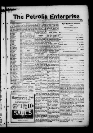 The Petrolia Enterprise (Petrolia, Tex.), Vol. 22, No. 18, Ed. 1 Thursday, May 5, 1927