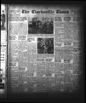 Primary view of object titled 'The Clarksville Times (Clarksville, Tex.), Vol. 74, No. 23, Ed. 1 Friday, June 28, 1946'.
