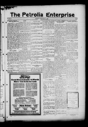 The Petrolia Enterprise (Petrolia, Tex.), Vol. 21, No. 11, Ed. 1 Thursday, March 18, 1926
