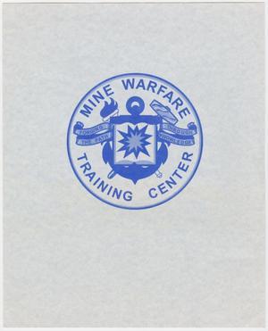 Primary view of [Mine Warfare Training Certificate]