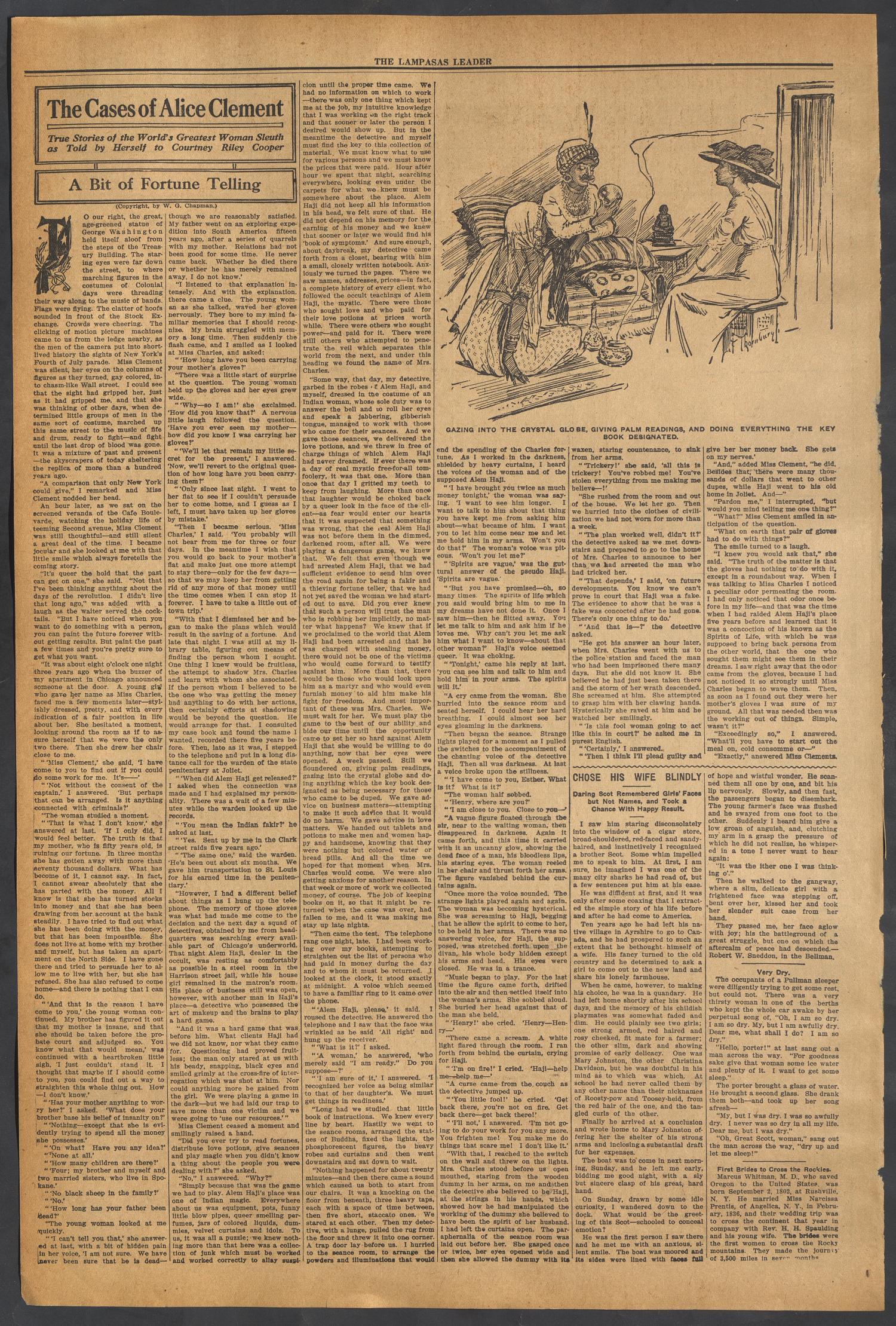 The Lampasas Daily Leader (Lampasas, Tex ), Vol  29, No  122