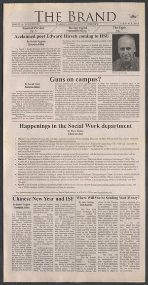 The Brand (Abilene, Tex.), Vol. 99, No. 12, Ed. 1 Tuesday, March 1, 2011