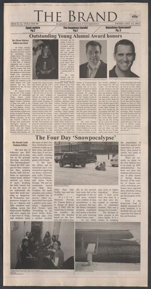 The Brand (Abilene, Tex.), Vol. 99, No. 11, Ed. 1 Tuesday, February 15, 2011
