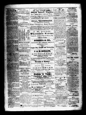 The Texas News  (Bonham, Tex ), Vol  3, No  23, Ed  1
