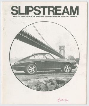 Primary view of Porsche Slipstream, October 1974