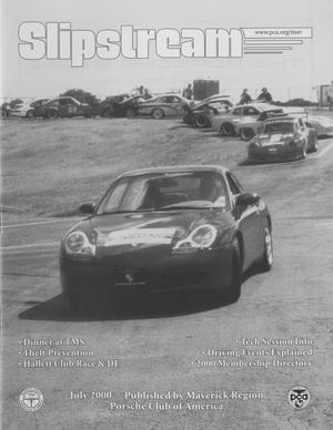 Slipstream, Volume 38, Issue 7, July 2000