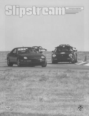 Slipstream, Volume 39, Issue 2, February 2001